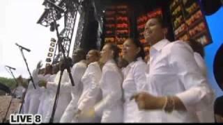 Madonna - Like A Prayer (Live 8 2005)
