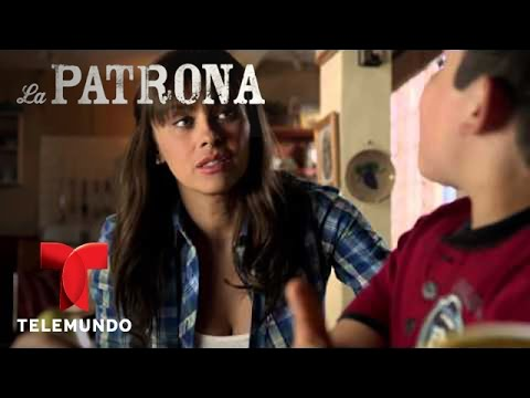 La Patrona - Gabriela Suárez - Madre