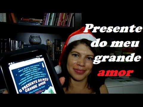{Natal com livros} O presente do meu grande amor