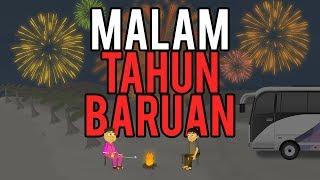 Video Malam Tahun Baru 2019 | Animasi Kocak Kartun Lucu | Warganet Life MP3, 3GP, MP4, WEBM, AVI, FLV Januari 2019