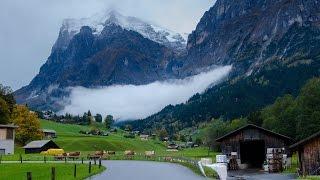 This video shows the complete train route from Grindelwald-Interlaken-Spiez-Zweissemin-Montreaux. It travels through beautiful villages like Saanen, Gstaad, ...