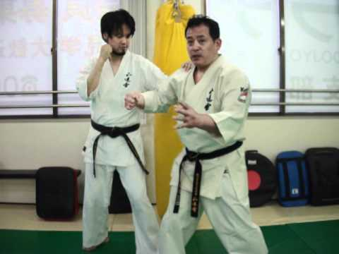 Atushi - Karate is primarily a method of self‐defense. Karate requires skill, mental strength and good physical condition. 正道会館長居支部のホームページ http://www.seido-tama...