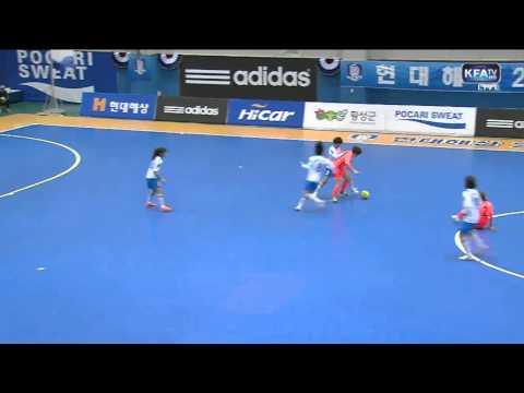 [현대해상 FK리그 챔피언결정전 2차전] 여자부 FS서울 vs 부산카파FC (2015.03.28)