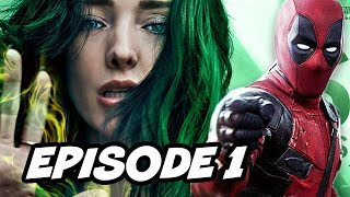 Marvel The Gifted Episode 1 - Powers and Abilities Scene Breakdown