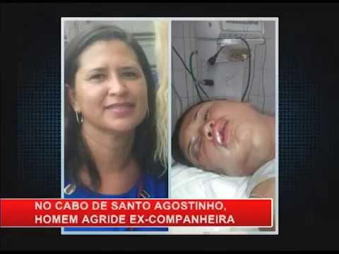 [RONDA GERAL] Homem espanca ex-companheira no Cabo de Santo Agostinho