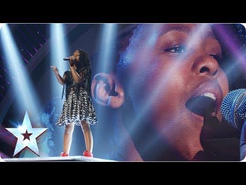 Video Asanda the mini diva singing Beyonce's 'Halo' | Semi-Final 4 | Britain's Got Talent 2013 download in MP3, 3GP, MP4, WEBM, AVI, FLV January 2017