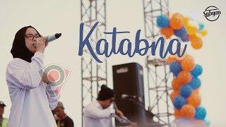 Video Sabyan Feat Adella Live Mojokerto : Katabna MP3, 3GP, MP4, WEBM, AVI, FLV Januari 2019