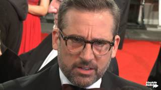 Steve Carell is pretty overwhelmed to have been nominated for a BAFTA and and Oscar. Will he win in 2015? He thinks he snuck in the back way... Subscribe to ...