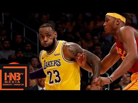Los Angeles Lakers vs Indiana Pacers Full Game Highlights  11.29.2018, NBA Season