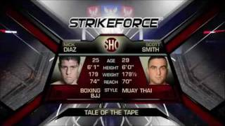 Video Nick diaz vs scott smith full figth  [part 1]+post figth interview MP3, 3GP, MP4, WEBM, AVI, FLV Desember 2018