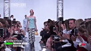 Nonton London Fashion Week Ss 2016 Report Day 2 By Fashion Channel Film Subtitle Indonesia Streaming Movie Download