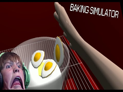 THE RAGE IS REAL!| Baking Simulator