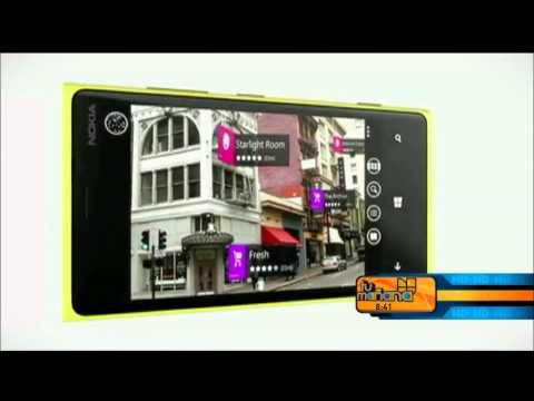 """""""Lo nuevo de Nokia y Microsoft"""" — Tecnetico en Tu Mañana por Univisión [Presentado por AT&T]"""