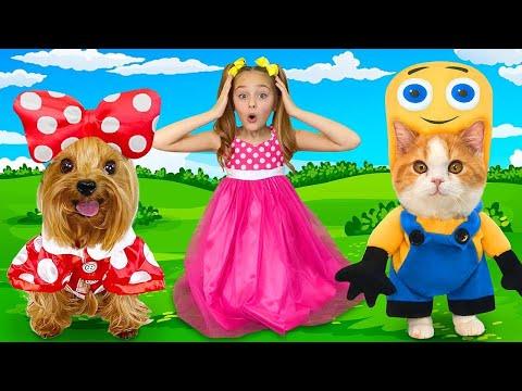 Sasha opened a Home Zoo with Pets Beauty contest