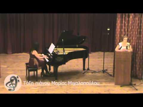 Χριστίνα Πουπάλου Valse op 18 No 1 Chopin
