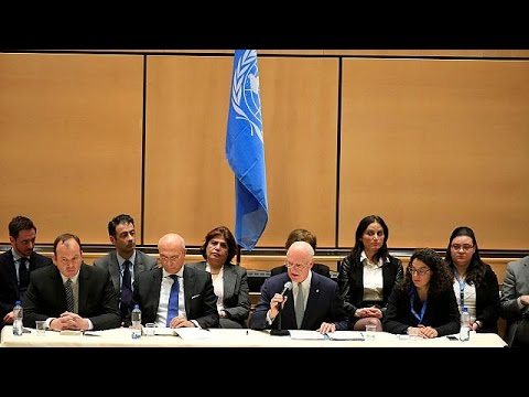 Ντε Μιστούρα: «Όνειρό μου» οι απευθείας συνομιλίες για τη Συρία, αλλά απομένει πολλή δουλειά