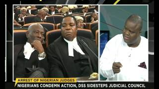 Judges arrested for alleged Corruption