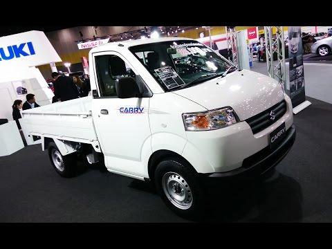 พาชม 2016 Suzuki Carry 1.6 MT ภายนอก ภายใน