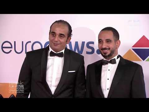 """ليلى علوي في """"الجونة السينمائي"""": دور الفنان في دعم المهرجانات يبدأ بتقديم فيلم جيد"""