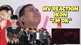 "Video MV REACTION #53 - IKON ""I'M OK"" MP3, 3GP, MP4, WEBM, AVI, FLV Januari 2019"