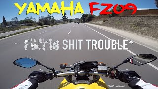 8. Test Ride & Review: 2015 Yamaha FZ-09
