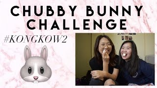 Video CHUBBY BUNNY CHALLENGE - #KONGKOW2 MP3, 3GP, MP4, WEBM, AVI, FLV Desember 2017