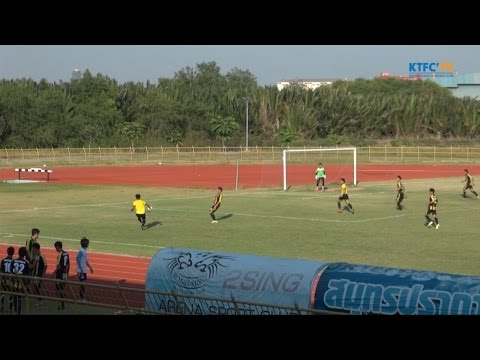KTFC SCORE [FRIENDLY MATCH 2015] SAMUTPRAKAN FC 1-2 KRUNGTHONBURI FC