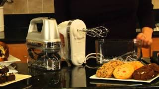 Power Advantage® PLUS 9 Speed Hand Mixer with Storage Case Demo Video Icon
