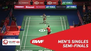 Video SF | MS | Viktor AXELSEN (DEN) [1] vs Kento MOMOTA (JPN) [3] | BWF 2018 MP3, 3GP, MP4, WEBM, AVI, FLV April 2019