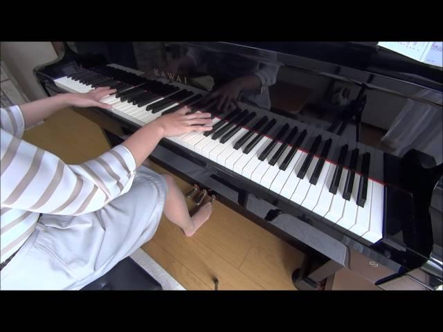 (練習5カ月目)難易度超高い!ショパンの英雄ポロネーズをピアノで弾いてみた♪ Chopin Polonaise No.6 Op.53