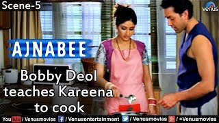 Nonton Bobby Deol Teaches Kareena To Cook  Ajnabee  Film Subtitle Indonesia Streaming Movie Download