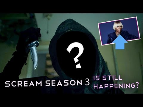 Is SCREAM Season 3 Still A THING?!- TV News