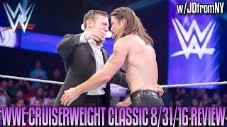 Nonton WWE Cruiserweight Classic 8/31/16 Review - BRIAN KENDRICK vs KOTA IBUSHI - NXT 8/31/16 REVIEW Film Subtitle Indonesia Streaming Movie Download