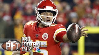 Patrick Mahomes faces tough test against Seattle Seahawks | Pro Football Talk | NBC Sports