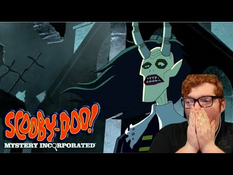 Scooby Doo Mystery Incorporated Season 1 Episode 26 All Fear The Freak Reaction