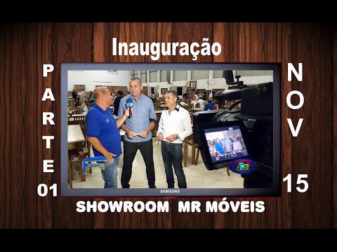 MR Móveis inaugura seu Showroom em Três Rios