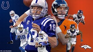 With 50 days until the start of the 2017 Season we look back on the 50 receivers to catch a Peyton Manning TD Pass!Subscribe to NFL: http://j.mp/1L0bVBuStart your free trial of NFL Game Pass: https://www.nfl.com/gamepass?campaign=sp-nf-gd-ot-yt-3000342Sign up for Fantasy Football! http://www.nfl.com/fantasyfootballThe NFL YouTube channel is your home for immediate in-game highlights from your favorite teams and players, full NFL games, behind the scenes access and more!Check out our other channels:NFL Network http://www.youtube.com/nflnetworkNFL Films http://www.youtube.com/nflfilmsFor all things NFL, visit the league's official website at http://www.nfl.com/Watch NFL Now: https://www.nfl.com/nowListen to NFL podcasts: http://www.nfl.com/podcastsWatch the NFL network: http://nflnonline.nfl.com/Download the NFL mobile app: https://www.nfl.com/apps2016 NFL Schedule: http://www.nfl.com/schedulesBuy tickets to watch your favorite team:  http://www.nfl.com/ticketsShop NFL: http://www.nflshop.com/source/bm-nflcom-Header-Shop-TabLike us on Facebook: https://www.facebook.com/NFLFollow us on Twitter: https://twitter.com/NFLFollow us on Instagram: https://instagram.com/nfl/