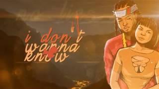 Download Lagu DJ Fly - Ce'Cile - Kalash - I Don't Wanna Know Official Lyrics Video Mp3