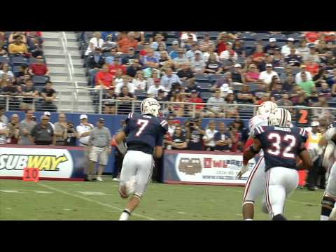 Andrew Jackson Big Sack vs FAU video.