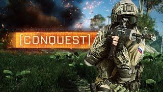 Modalità Squad Conquest