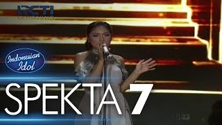 Video MARION - DANGEROUS WOMAN (Ariana Grande) - Spekta Show Top 9 - Indonesian Idol 2018 MP3, 3GP, MP4, WEBM, AVI, FLV Februari 2018