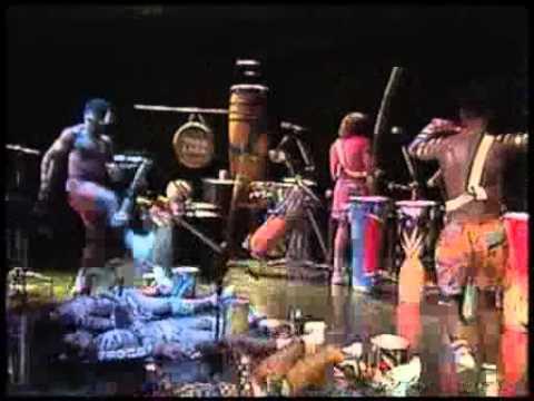 Ensaio - Carlinhos Brown e Timbalada
