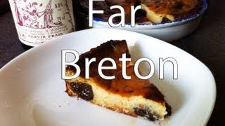 Recette du Far Breton