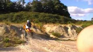 10. proba quad polaris trail blazer 250(MARIUS)