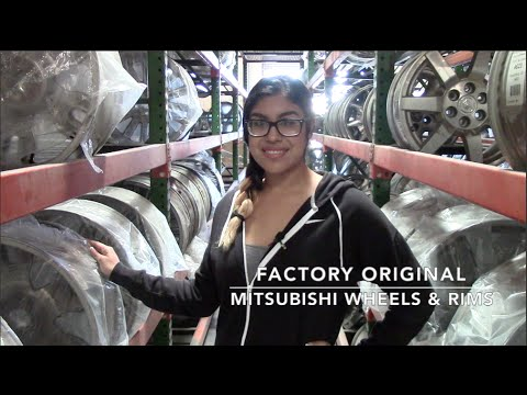 Factory Original Mitsubishi Wheels & Mitsubishi Rims – OriginalWheels.com