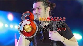 Video VIRZHA - DEWA 19 KANGEN F8 Makassar 2018 MP3, 3GP, MP4, WEBM, AVI, FLV April 2019