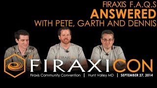 Firaxicon Panel: Firaxis FAQs Answered!