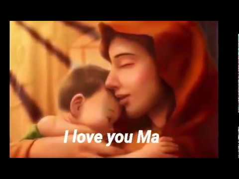 Love for Mother - Mother`s Day