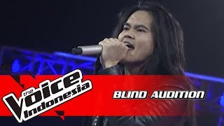 Video Axl - Rock and Roll | Blind Auditions | The Voice Indonesia GTV 2018 MP3, 3GP, MP4, WEBM, AVI, FLV Januari 2019