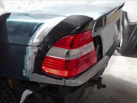 BMW TUNING  E36 Umbau E46